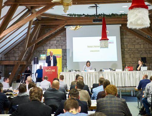 Landesparteitag der Thüringer FDP in Apolda